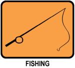Fishing (orange)