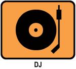 DJ (orange)