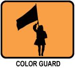 Color Guard (orange)