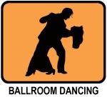 Ballroom Dancing (orange)