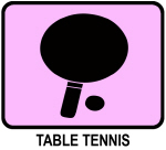 Table Tennis (pink)