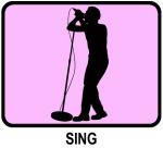 Sing (pink)