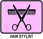 Hair Stylist (pink)