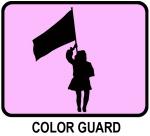 Color Guard (pink)