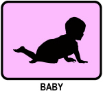 Baby (pink)