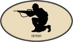Defend (euro-brown)