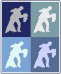Ballroom Dancing (blue boxes)