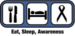 Eat, Sleep, Awareness