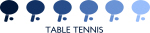 Table Tennis (blue variation)