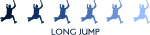 Long Jump (blue variation)