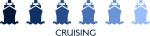 Cruising (blue variation)