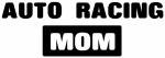 AUTO RACING mom