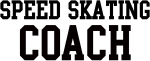 SPEED SKATING Coach