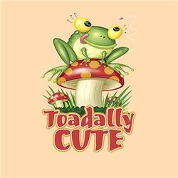 Toadally Cute