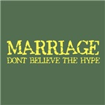 Marriage, dont believe the hype