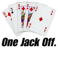 One Jack Off