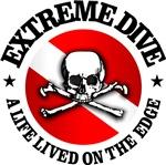 Extreme Dive (Skull)