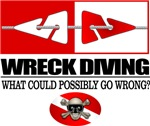 Wreck Diving (Line Markers)