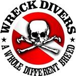 Wreck Divers (Different Breeds)