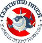 Certified Diver Humor