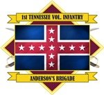 1st Tenn Volunteer Infantry