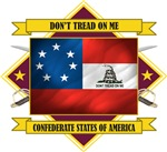Don't Tread On Me -CSA