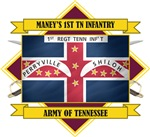 1st Tennessee Infantry (Maney)