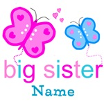 Big Sister butterfly custom