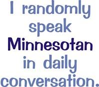 Random Minnesotan