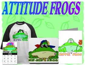 ATTITUDE FROGS