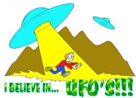 I BELIEVE IN.......