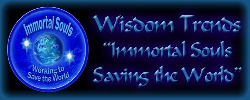 Wisdom - Immortal Souls Saving the World