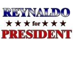 REYNALDO for president