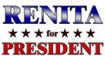 RENITA for president