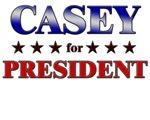 CASEY for president