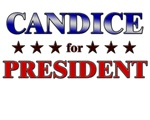 CANDICE for president
