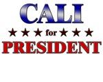 CALI for president