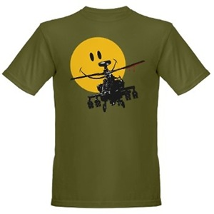 Political, Anti-War and Corporate Crime T-Shirts