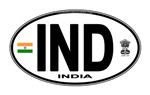 India Euro Oval