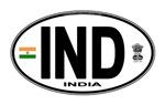 India Euro Oval