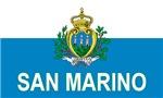 Flag of San Marino (labeled)