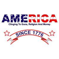 America Clinging To Guns, Religion & Money