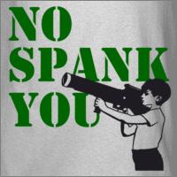 No Spank You