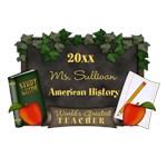 Chalkboard World's Greatest Teacher