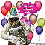 Astronaut Theme Birthday