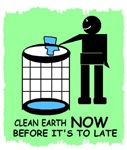 CLEAN EARTH NOW