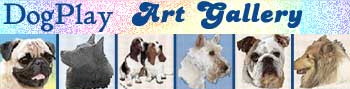 DogPlay Art Gallery