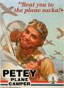 Plane Camper Petey