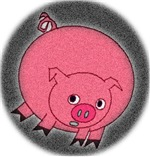 PIG BUBBLE
