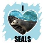 I LOVE SEALS